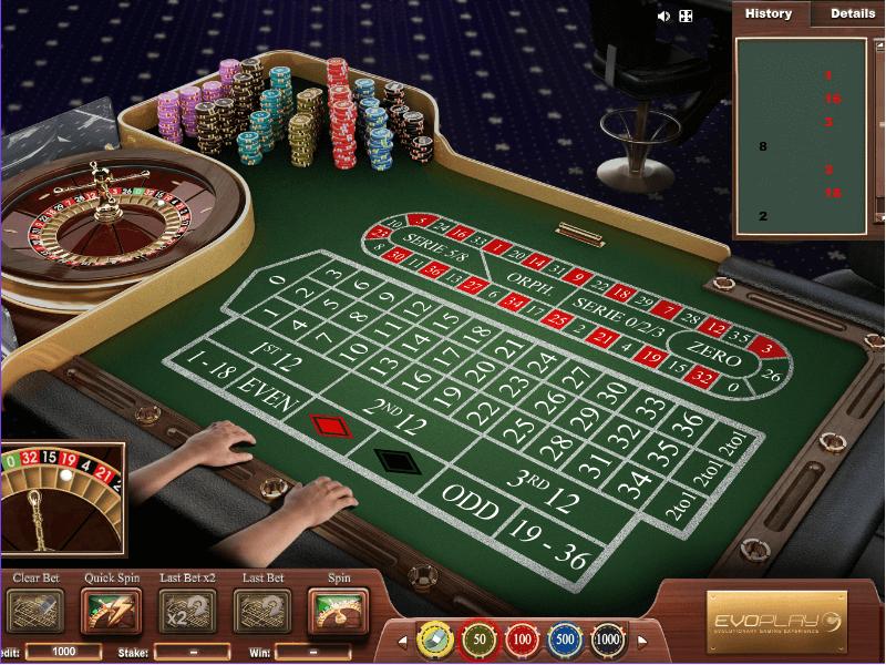 Русская рулетка в казино как играть мелодия рекламы казино вулкан